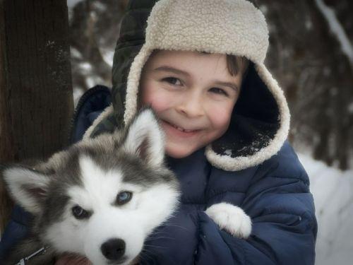 Bimbi & Cani